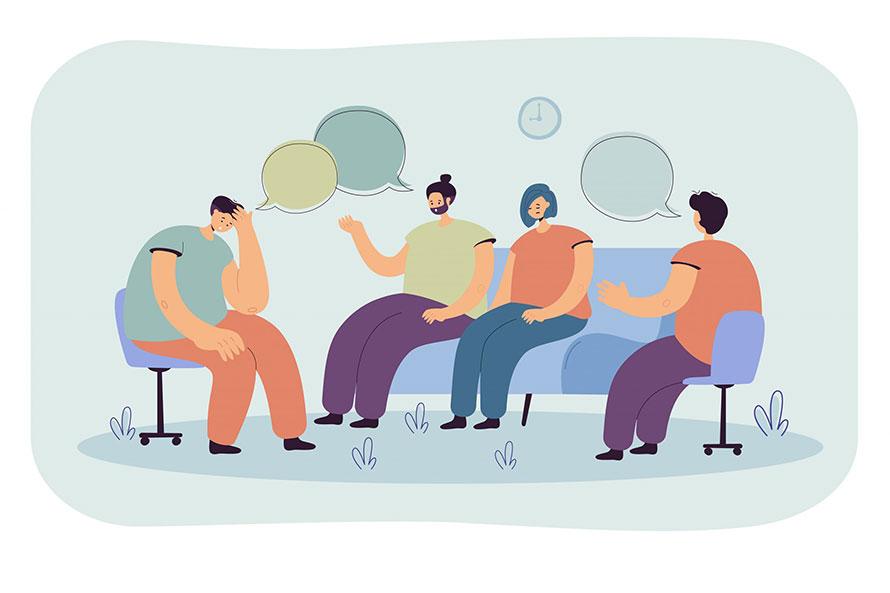 terapia di gruppo Ragusa